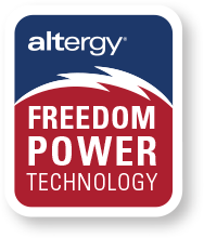 Freedom Power Technology Badge