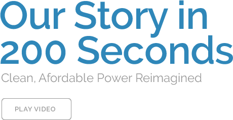 Our Story in 200 Seconds