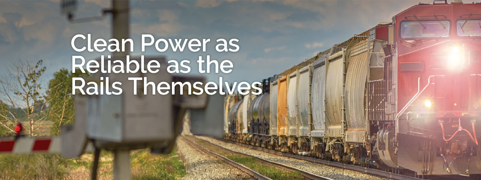 Clean Power in Railroads