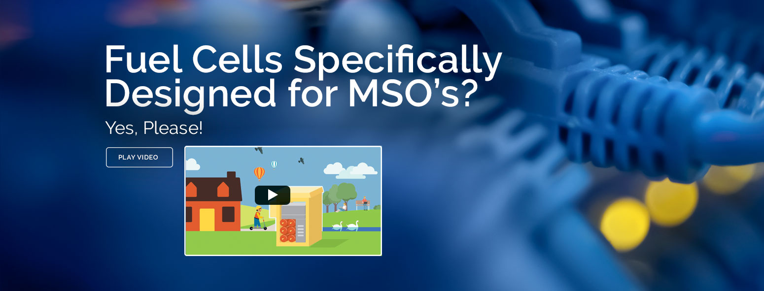 Fuel Cells Specifically Designed for MSO